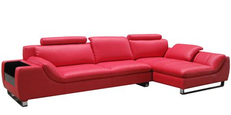rubelli couch three seater recliner in red colour by rubelli by rubelli