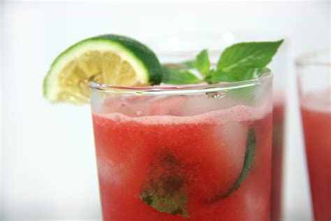 watermelon mojito how to a watermelon mojito 5 steps with pictures