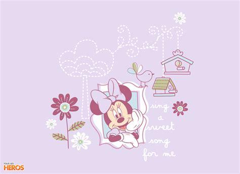 Fonds D 233 Cran Minnie Mouse 224 T 233 L 233 Charger Gratuitement