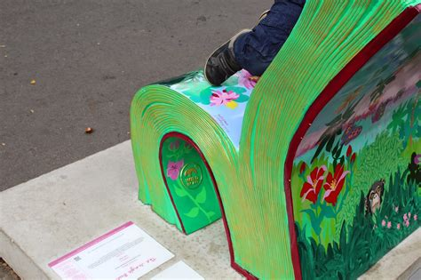 bench in london delivering grace book benches in london