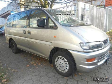 1999 mitsubishi space gear 2000 glx 9 seater car photo