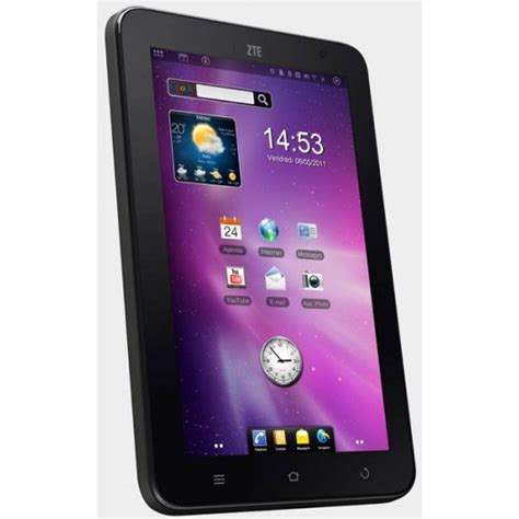 Zte Tablet Android zte light plus android 2 3 tablet to cost quot less than 250