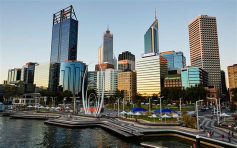 in australia why perth is the coolest place in australia