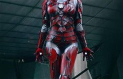 cosplay pepper potts rescue armor epic