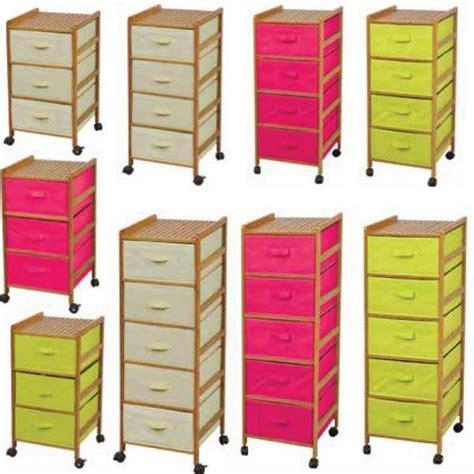 cassettiere per cucina cassettiere in bamboo bagno cucina cameretta 3 4 cassetti