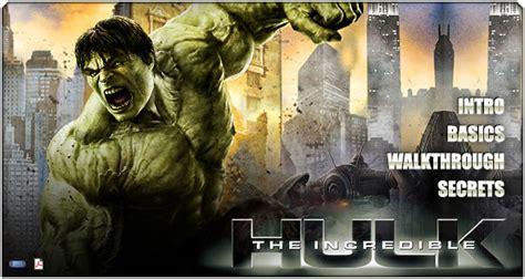 free download games hulk full version the incredible hulk pc game free download full rip