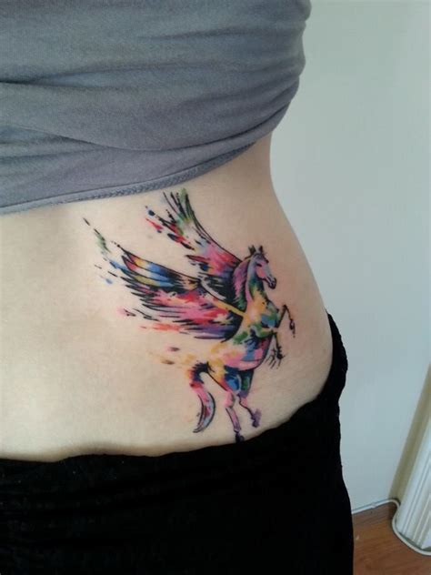 45 best small pegasus tattoos images on