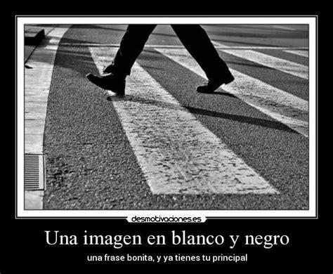 imagenes en negro frases una imagen en blanco y negro desmotivaciones