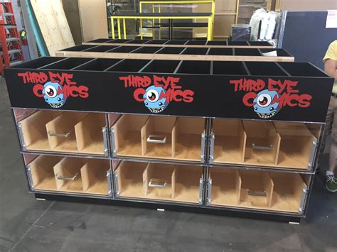 comic book storage and tombs handsome boy designs