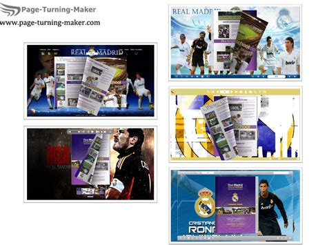 book themes for windows 7 real madrid fc theme for page turning book full windows 7