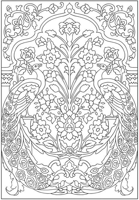 creative american designs coloring book coloring books dover publications picmia