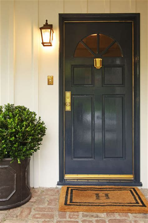 navy front door navy blue front door traditional entrance foyer jenn