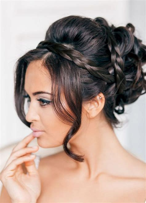 most beautiful bridal wedding hairstyles for long hair top 25 most beautiful romantic hairstyle ideas for the