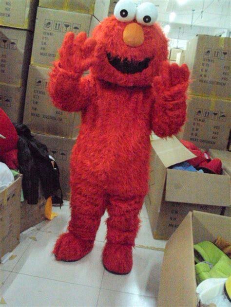Supplier Fashion Realpict Elmo Dres By Rasya popular elmo costumes for adults buy cheap elmo costumes for adults lots from china elmo