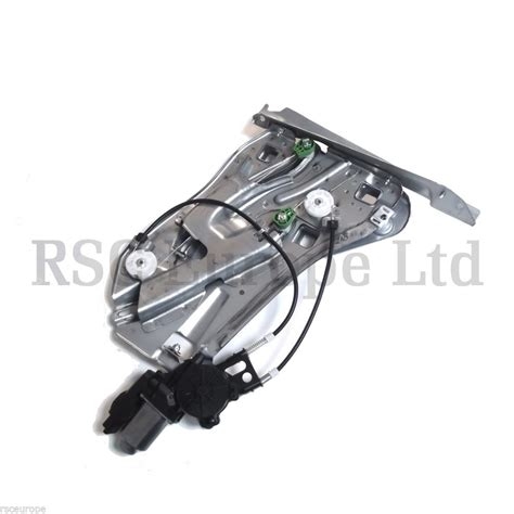 Renault Megane Convertible Rear Window Replacement New Megane Convertible Right Rear Window Regulator Motor