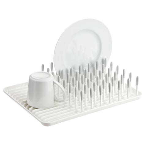 grips 174 dish rack the container store
