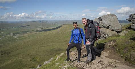 dales 3 peaks challenge 3 peaks challenge trek challenge to uk
