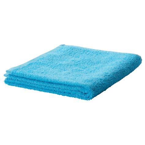 h 196 ren bath towel turquoise 70x140 cm ikea