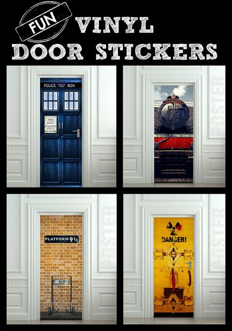 Garage Craft Room Ideas - amazing kid s bedroom door stickers