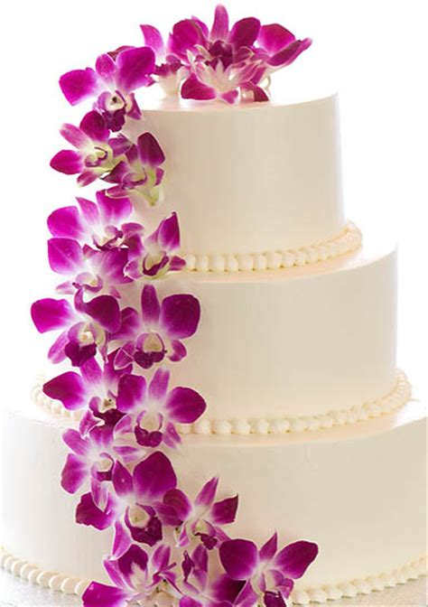 Hochzeitstorte Orchidee by Orchids Cake Ideas And Designs