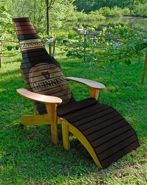 Corona Adirondack Chair by Bottle Chair Woodworking Plans To Buy