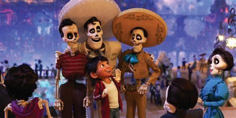 film disney pixar elenco quot coco quot de disney le film parfait pour parler de la mort