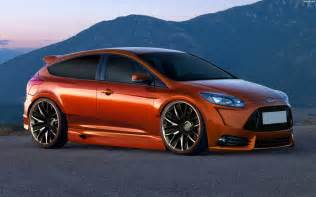 2012 Ford Focus St Ford Focus St 2012 By Hayw1r3 On Deviantart