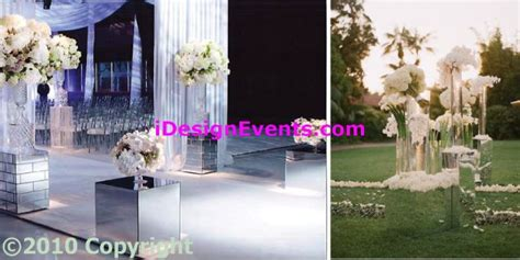 Wedding Arch Rental Maryland by Ceremony Columns Pillars For Rent