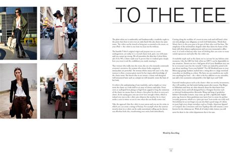 Fashion Feature by Fashion Features Zara King