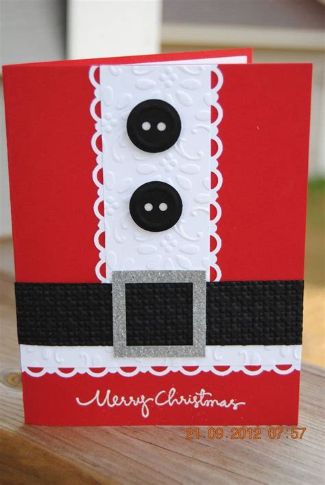 christmas cards ideas 25 best ideas about xmas cards handmade on pinterest
