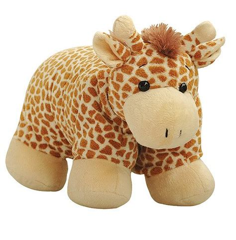 Pillow Pet Giraffe by Bestever Hugga Pet Giraffe Best Pet Pillow