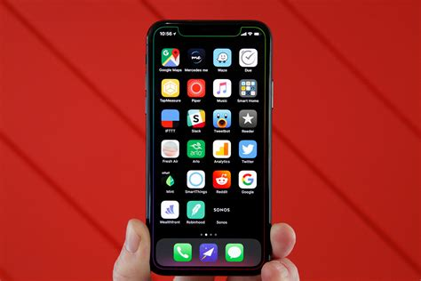 the way to show the notch on your iphone x bgr