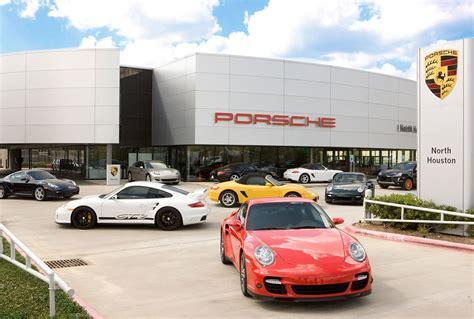 porsche dealership four things that you did not about porsche