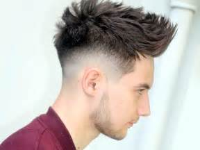 fade haircut for handsome