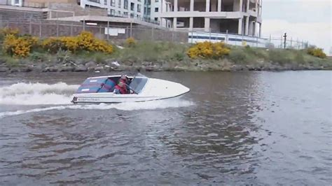 v8 fan boat family fun in our rover v8 powered jet boat youtube
