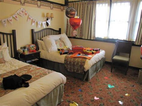 in room celebrations disneyland the world s catalog of ideas
