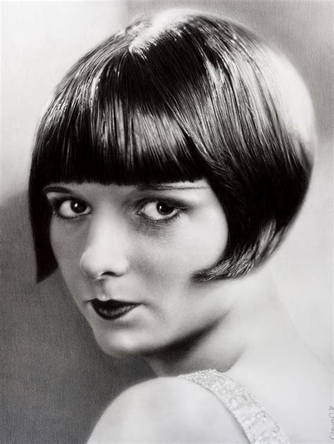 louise brooks haircut loulou s vintage fair the beauty of the 1920s louise brooks