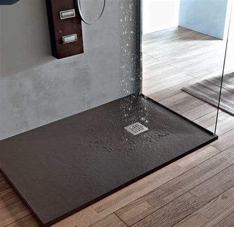 piatto doccia in ardesia piatto doccia in resina effetto pietra ardesia cemento