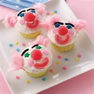 cupcakes f 225 ciles inspirados en el circo decopeques