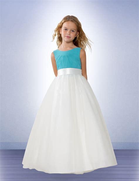 ivory junior bridesmaid dresses   Juniors Gown