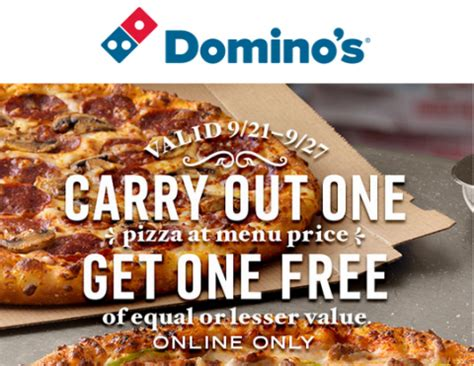 domino pizza buy one get one domino s buy one get one free pizza mylitter one