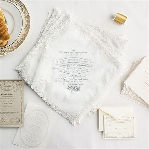 lace handkerchief wedding invitations 290 best wedding style images on