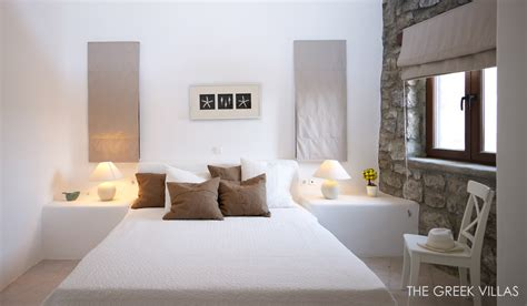 stone wall in bedroom white bedroom stone wall interior design ideas