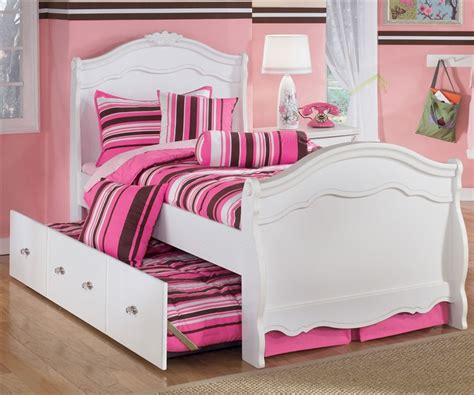 beds for girls little girls princess bedroom transforms to big girl twin