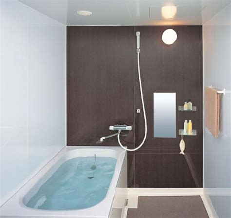 compact  small bathroom layouts  inax digsdigs