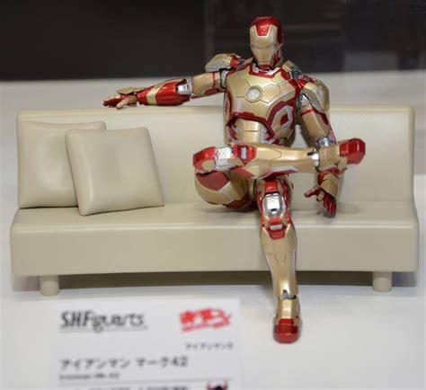 Bandai Shf Iron 3 Iron Patriot sh figuarts iron patriot iron 42 figures photos