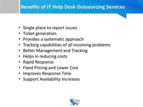Help Desk Outsourcing Companies by Ppt Multi Dimensional It Help Desk Outsourcing Services Are The Future Powerpoint Presentation