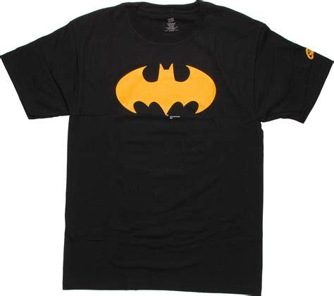 batman gold symbol t shirt
