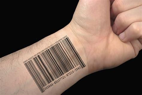 couple barcode tattoo tatouage bras blog tatoupourtoi com