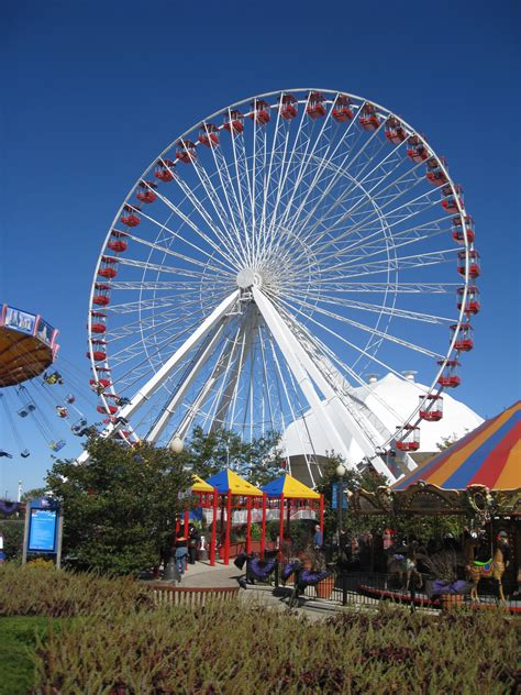 Theme Park Exles   have you ridden a ferris wheel lately working tech mom